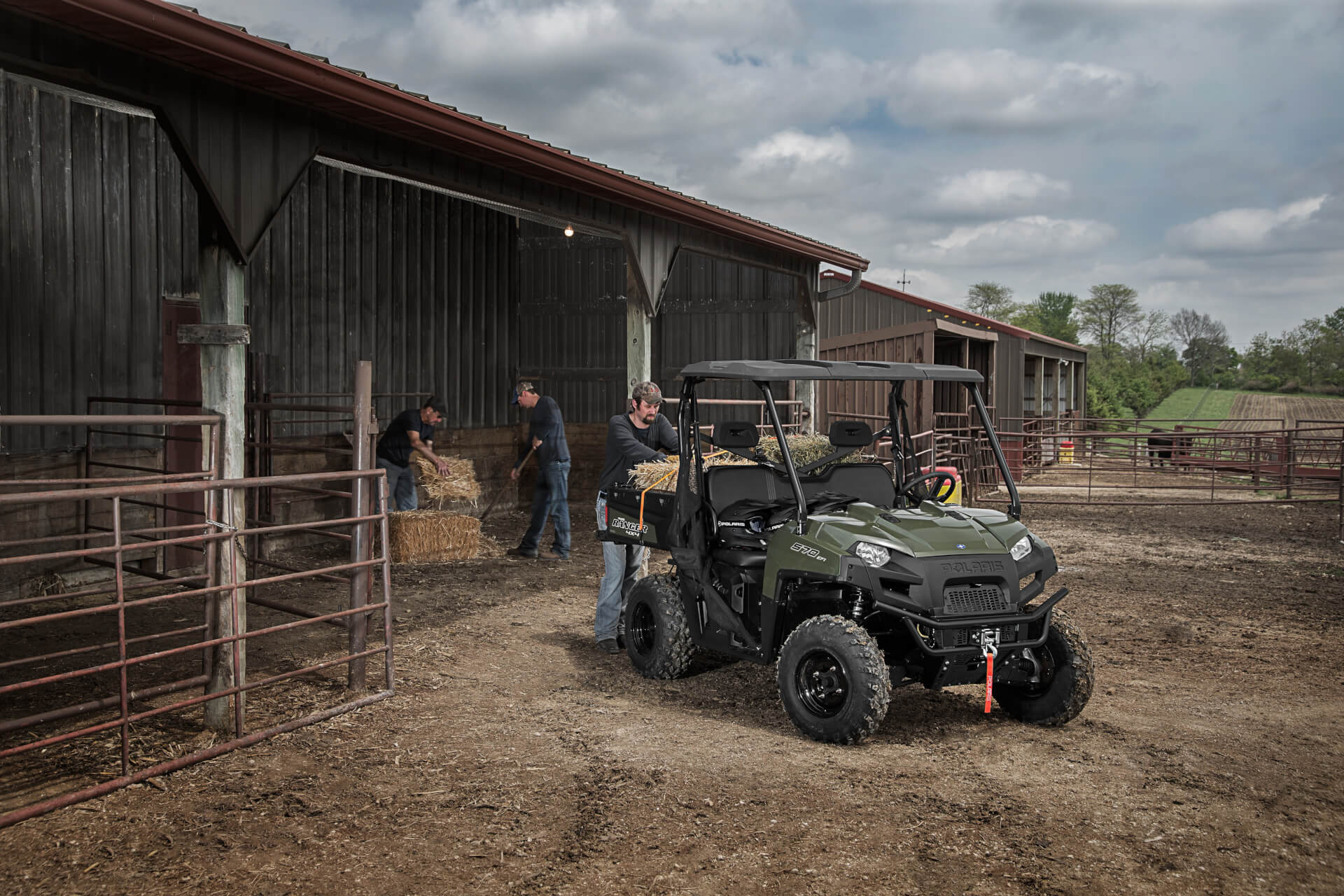 Polaris Ranger BRM News