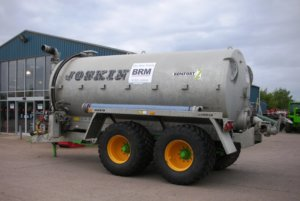 BRM Hire Slurry Tanker