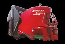 Triomix feed wagon